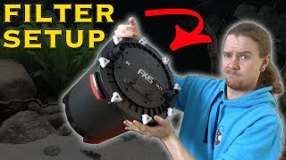 How To Setup a Canister Filter