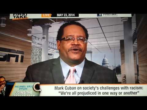 Michael Eric Dyson on Marc Cuban