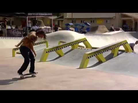 DC Team Demo at Woodward West