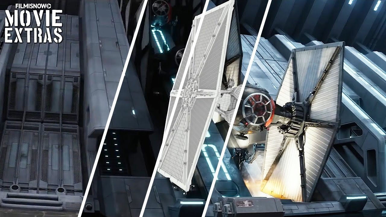Star Wars: Episode VII - The Force Awakens - VFX Breakdown by ILM (2015)