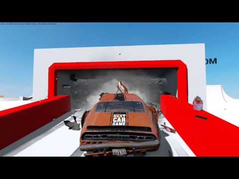 Messing around in Next Car Game (Tech demo)