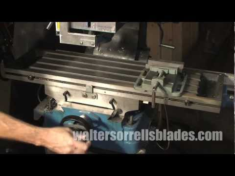 Knife Making Tools Part 23: Milling Machines