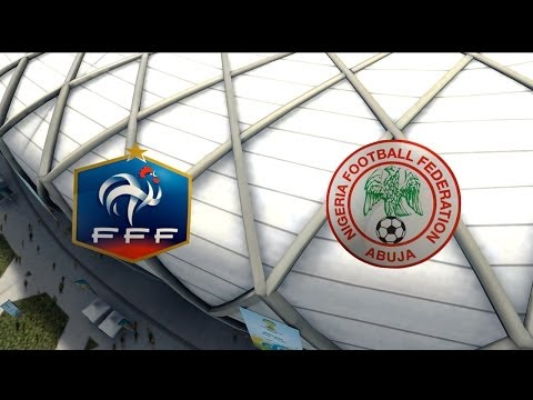 FIFA World Cup 2014 Predictions: France Vs Nigeria
