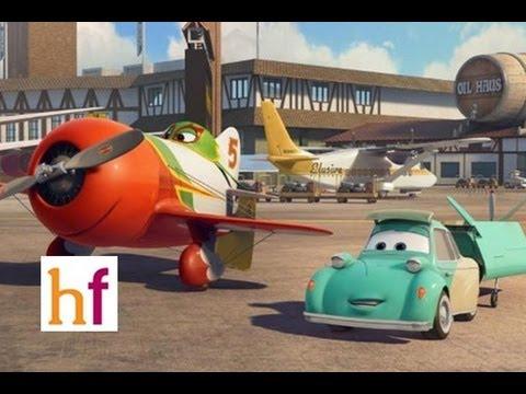 Cine para niños 'Aviones'