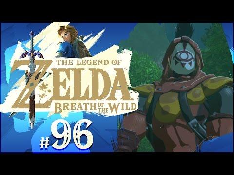 The Legend of Zelda: Breath of the Wild - Part 96   The Stolen Hierloom!