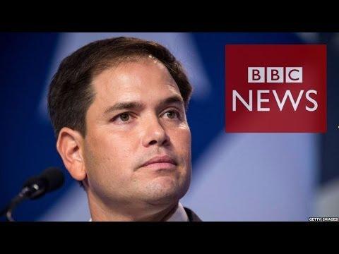 US Senator Marco Rubio on crisis in Ukraine - BBC News