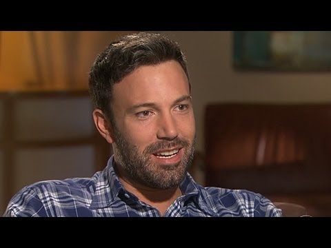 Ben Affleck on Barbara Walters' 10 Most Fascinating People of 2012