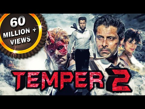 Temper 2 (Kanthaswamy) 2019 New Hindi Dubbed Movie | Vikram, Shriya Saran, Ashish Vidyarthi thumbnail