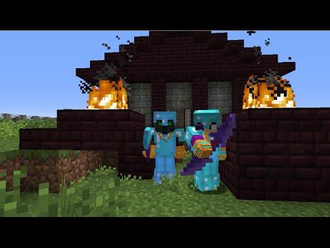 SUPER DUNGEON EN EL CEMENTERIO - KARMALAND - Episodio 43 - Minecraft serie de mods - sTaXx