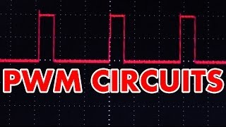 What is PWM? Pulse Width Modulation tutorial!