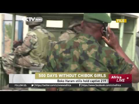 500 days since boko haram kidnapped 219 Chibok girls