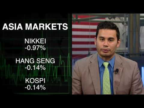 06/09: Stock negative ahead of jobs data, Asia slides overnight, SP500 in focus