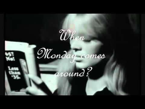 """All tomorrow's parties"" ""Lyrics"" ""Velvet Underground and Nico"" with ""Edie Sedgwick"" and ""Nico"" HD #1"