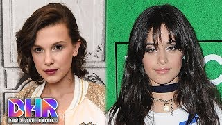 Download Lagu Millie Bobby Brown RESPONDS to Cheating Rumors - Camila Cabello Shows PDA w/ BF (DHR) Gratis STAFABAND