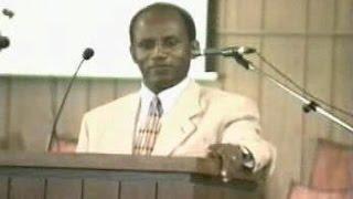 Tesfaye Gabiso - Life Testimony
