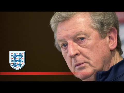 Roy Hodgson on a young England team v Germany | FATV News