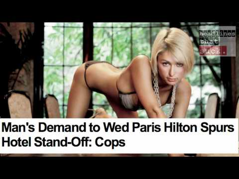 Paris Hilton Hotel Standoff, Tom Cruise-Katie Holmes Divorce, Chumbawamba Split : HTS