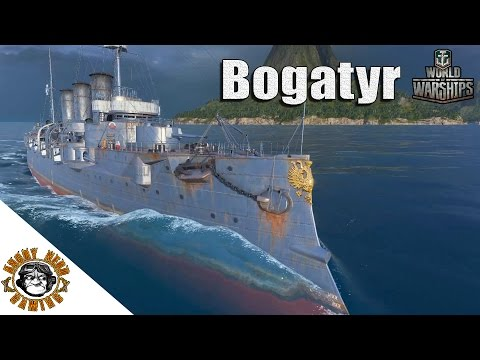 World of Warships: The Bogatyr