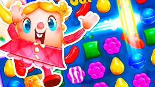 Candy Crush Friends Saga - Android Gameplay FullHD