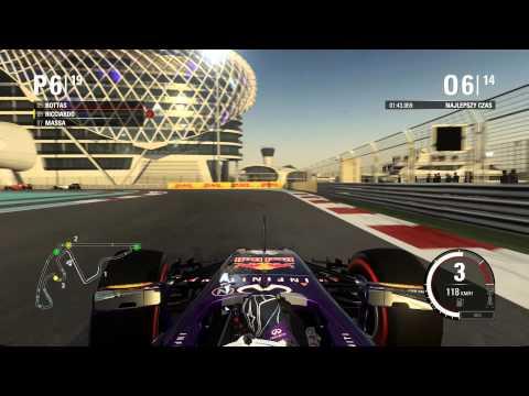 F1 2015 Kariera   Daniel Ricciardo   GP Abu Dhabi (#19) [Koniec Sezonu]