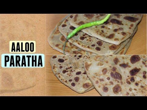 Aloo Paratha   Dhaba Style Punjabi Aloo Ke Parathe   Kanak's Kitchen