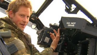 The Iron Lady - Prince Harry Frontline Afghanistan second tour afghanistan 2013 BBC full documentary movie