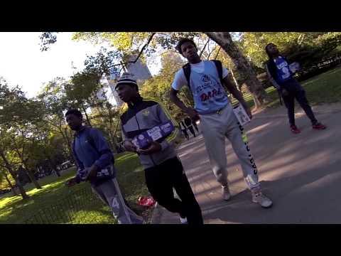 NewYork: Quick walk around video with GoPro