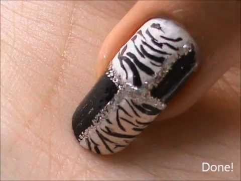 Easy Nail Designs For Beginners At Home