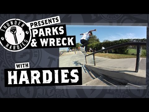 Hardies Hardware : Thunder Trucks Parks & Wreck