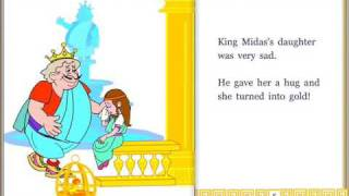 an analysis of the story of king midas a tale of greek mythology As the story goes once upon a time, a long time king midas tried to hide his ears from his subjects by wearing a variety of huge greek gods & goddesses.