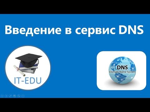 Введение в сервис DNS. Часть 1.