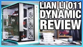 Lian Li O11 Dynamic Review - Der8auer Designs a Case
