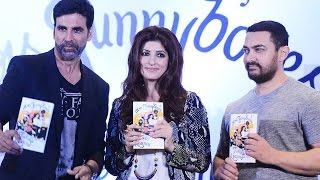 Twinkle Khanna's Mrs. FunnyBones BOOK LAUNCH | UNCUT VIDEO | Akshay Kumar, Aamir Khan