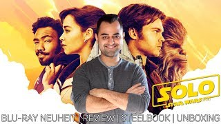 Solo: A Star Wars Story | Blu-ray Neuheit | Review | Steelbook | Unboxing