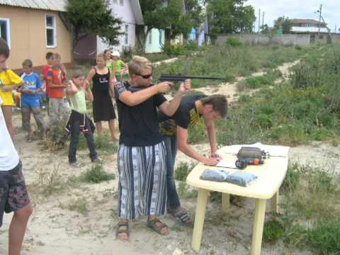Лагерь Дельфин 2009 год