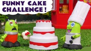 Funny Funlings Food Cooking Challenge with Rascal Funling at the McDonalds Drive Thru TT4U