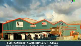 Henderson Group y Janus Capital anuncian su fusión