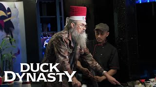 Duck Dynasty: Si's Bucket List Dreams Come True (Season 8, Episode 7) | A&E