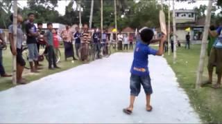 Little Tamim Iqbal of Bangladesh