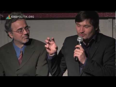The ET Presence on Earth (Panel discussion with Richard Dolan and European Exopolitics researchers)