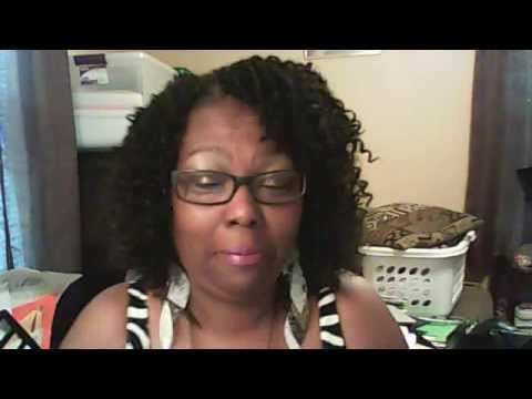 July 20, 2013 -- Crochet Braids - Water Wave from FreeTress & Model Model Di