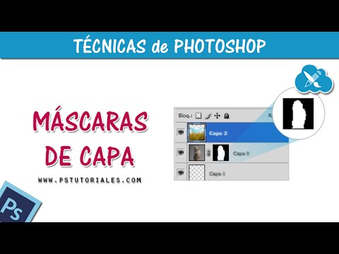 Photoshop - Máscaras de capa