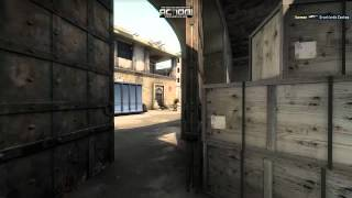 CS:GO - Iceman Ace on Dust2