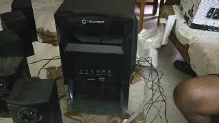 Truvison TV-6045BT 16000W Multimedia, 5.1 Home Theater System Speaker