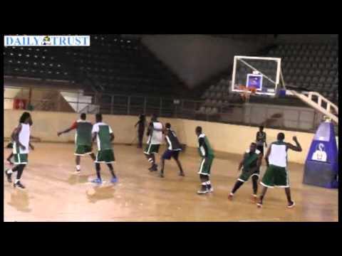 Nigeria's Basketball Team ready for next challenge