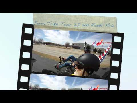 Terra Trike Tour II and Rover Ride