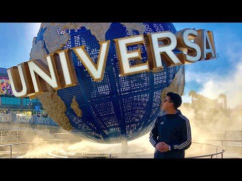 EL DIA MAS DIVERTIDO DE MI VIDA - UNIVERSAL STUDIOS