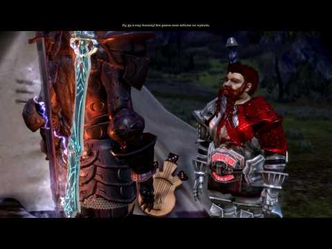 Dragon Age: Origins - пьяный Огрен (ч.2)