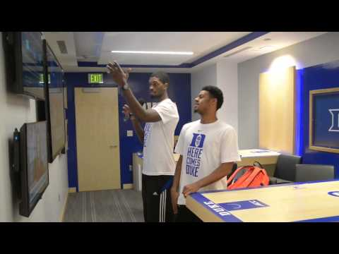 Nutrition Room Tour with Quinn and Amile