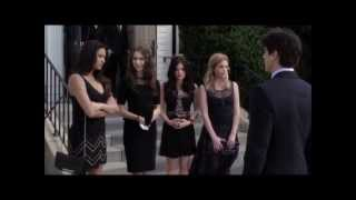 Pretty Little Liars 4x01 '' Woman in Black ''
